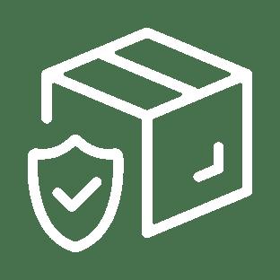Parcel post icon
